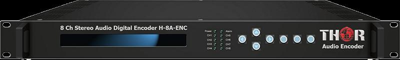 8 hd audio encider