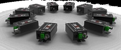 1 SDI 1 HDSDI 1 ASI over fiber extender