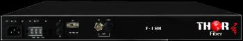 1 SD/HD 3G-SDI a Través de una Única Fibra CWDM sin Comprimir para Montaje en Rack