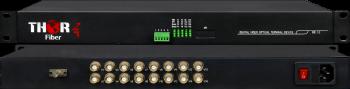 16 HD-TVI, AHD-H, AHD-M, AHD-L / HD-TVI 720P & 1080P / HD-CVI 720P Y 1080P