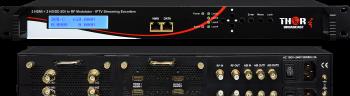 2 HDMI + 2 HD/SD SDI a Coaxiales de RF Moduladores de IPTV y Streaming de Codificadores 1080p/60