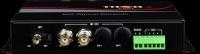 2 SDI o HDSDI de Fibra Óptica MINI Extensor