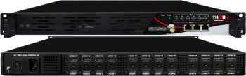 24 HDMI IPTV Streaming HD/SD H.264 Encoder