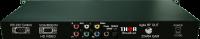 Componente de Vídeo a través de cable Coaxial Modulador