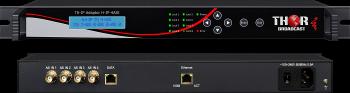 32 IPTV TS's INPUT TO 4 ASI OUTPUT