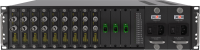 16 Ch SD/HD 3G-SDI Over Single Fiber CWDM Uncompressed Rack-Mountable
