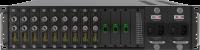 16 Ch SD/HD 3G-SDI a Través de una Única Fibra CWDM sin Comprimir para Montaje en Rack