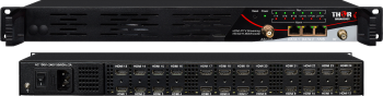 4 / 8 / 12 / 24  HDMI IPTV Streaming  H.264 Encoder - UDP, RTP - SPTS, MPTS - Multicast & Unicast