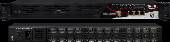 4 / 8 / 12 / 24 HDMI de IPTV, Streaming H. 264 Encoder - UDP, RTP - SPTS, MPTS - Multidifusión Y Unidifusión
