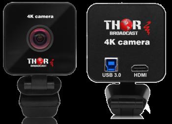 4K HDMI and USB  E PTZ Compact Camera - Maximus4KFly
