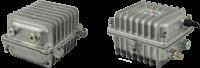 1 L-LNB de Banda Plato de fibra con Extensor Recinto al aire libre