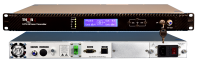 RF Fiber Break - optical RF COAX isolation solution