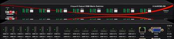 8 Input 8 Output HDMI Matrix Switcher