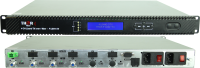 4 Polarity Satellite TV DWDM Transmitter