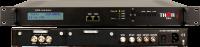 1x CVBS Codificador Modulador QAM con el Servidor IPTV
