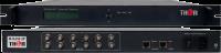 8 DVB ASI Mux Over IP Gateway