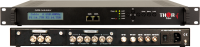 3x CVBS Codificador / Modulador / Servidor IPTV
