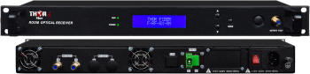 CATV RF Fiber Receiver - High RF power - Rack Mountable