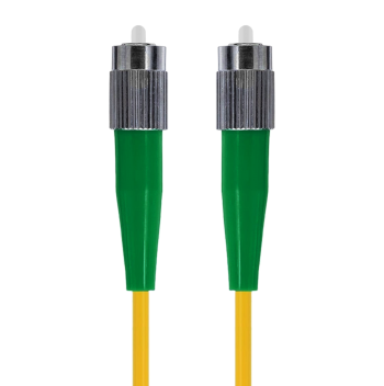FC/APC to FC/APC Simplex, 3.0mm, Singlemode Patch Cable