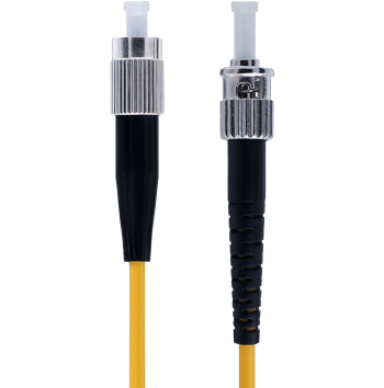 FC/PC to ST/PC Simplex, 3.0mm, Singlemode Patch Cable