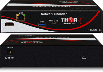 HDMI over Public Internet RTSP/HTTP Encoder