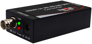 HDMI to 3G HD/SD- SDI Converter