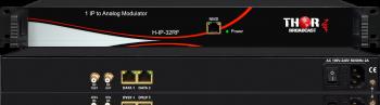 IPTV to 32 RF channel Analog NTSC PAL Modulator