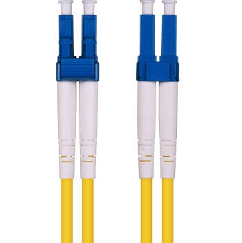 LC/PC to LC/PC Duplex, 3.0mm, Singlemode Patch Cable