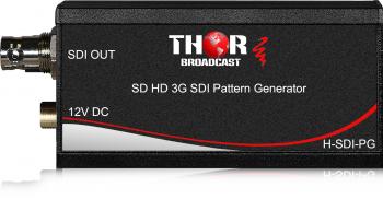 Mini SD/HD/3G-SDI Pattern Generator