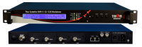 Satellite DVB-S/S2 DVB-S2X Modulators with RF CID - Carrier ID